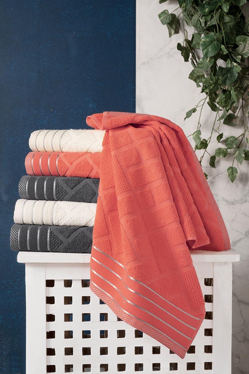 havlu-turuncu-gri-beyaz