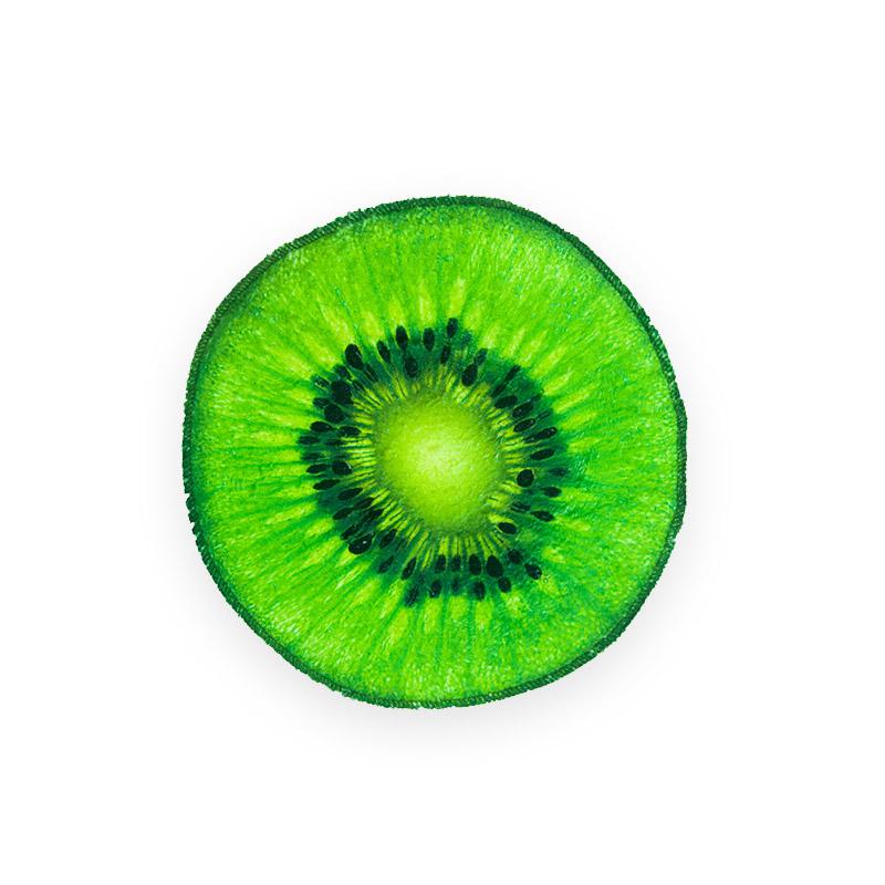 kivi-microfiber-bez